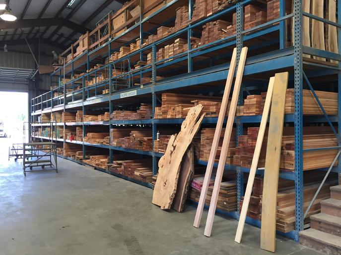 Hardwoods & Slabs